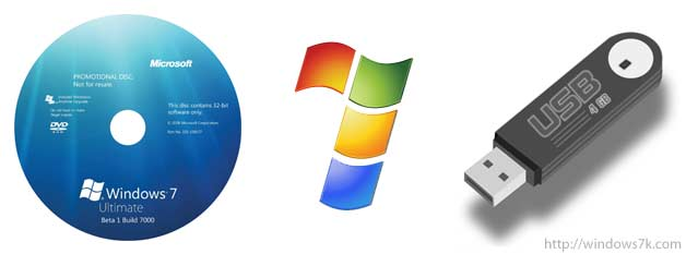 Windows 7 en una memoria USB