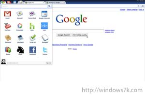 Windows 7 vs Google Chrome OS