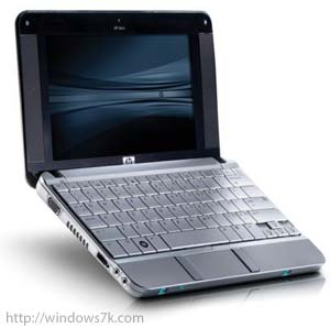 Notebook compatible con Windows 7 y Windows XP